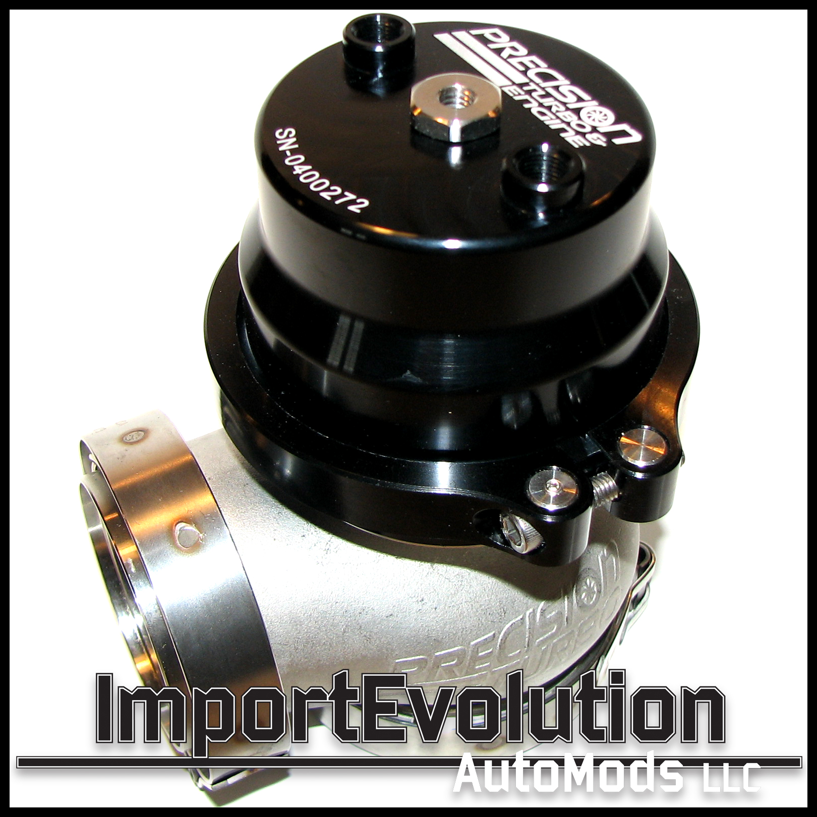 PTE PW66 66mm External wastegate