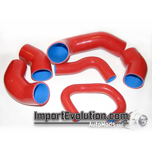 Evo VII-IV Charge Pipe Kit