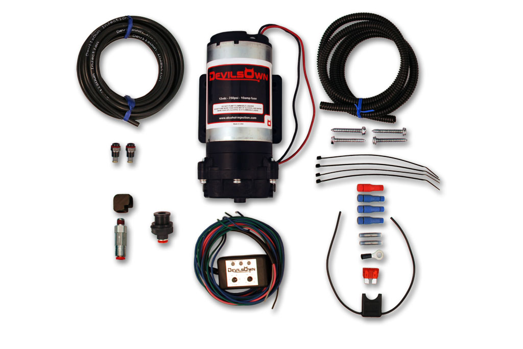 DSM Eclipse Talon Progressive Alcohol Injection Kit