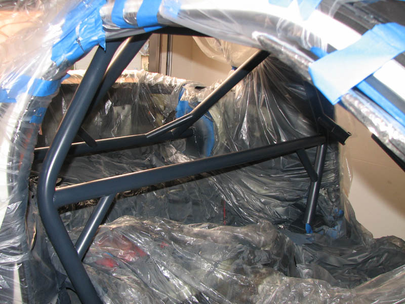 Weld In Fc Rx7 Roll Cage